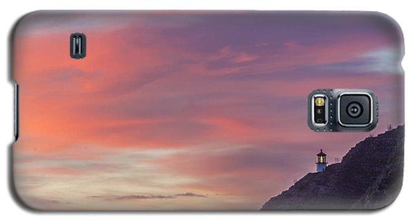 Makapuu Lighthouse 3 Galaxy S5 Case