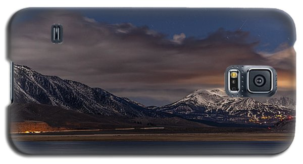 Mammoth At Night Galaxy S5 Case