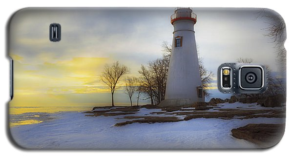 Marblehead Lighthouse Lake Erie Galaxy S5 Case