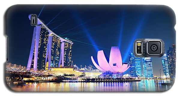 Marina Bay Sands Galaxy S5 Case