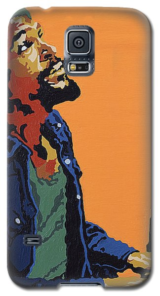 Marvin Gaye Galaxy S5 Case