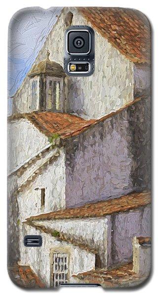 Medieval Village Of Obidos Galaxy S5 Case