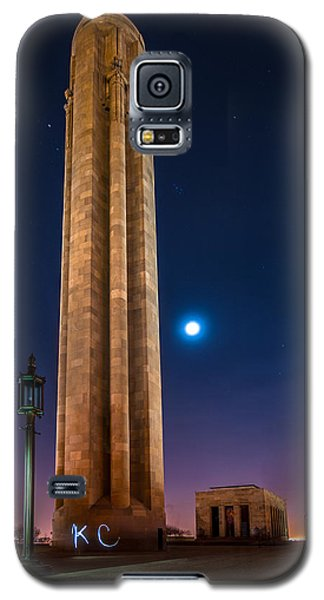 Memorial Kc Galaxy S5 Case
