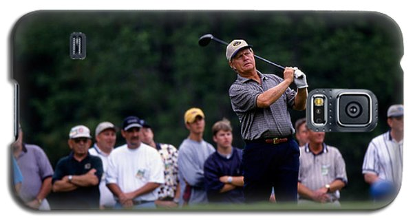 12w334 Jack Nicklaus At The Memorial Tournament Photo Galaxy S5 Case