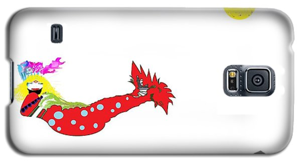 Mermaid 2 Galaxy S5 Case