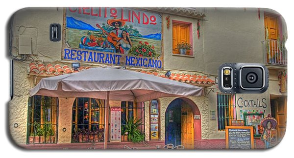 Mexican Restaurant Galaxy S5 Case