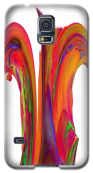 Mexico Hibiscus Series 2 Galaxy S5 Case
