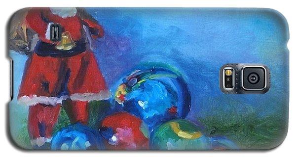 Mexico Santa  Galaxy S5 Case by Carol Berning