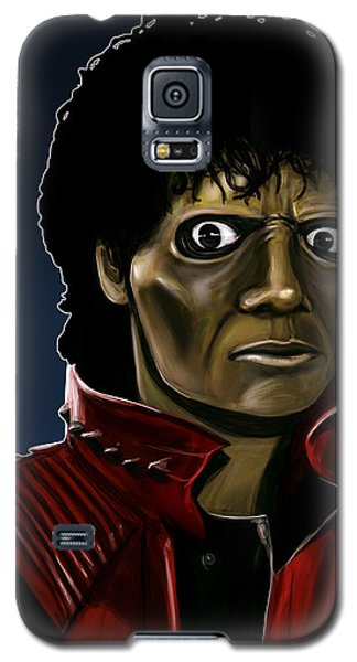 Michael Jackson Thriller Galaxy S5 Case