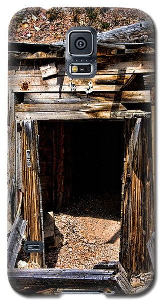 Midwest Mine Shaft Galaxy S5 Case