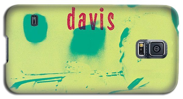 Trumpet Galaxy S5 Case - Miles Davis -  Blue Moods by Concord Music Group