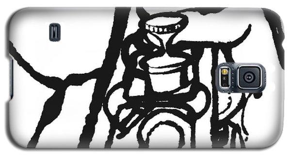 Trumpet Galaxy S5 Case - Miles Davis Quintet -  Cookin' With The Miles Davis Quintet by Concord Music Group