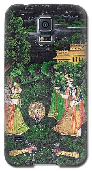 Radha Krishna Galaxy S5 Case