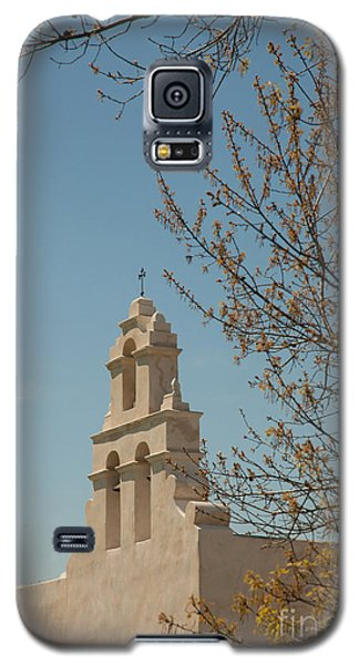Mission San Juan Galaxy S5 Case by Iris Greenwell