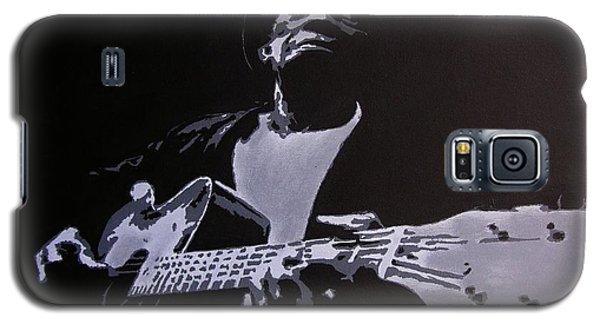 Mississippi John Hurt Galaxy S5 Case