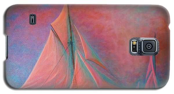 Misty Bay Galaxy S5 Case