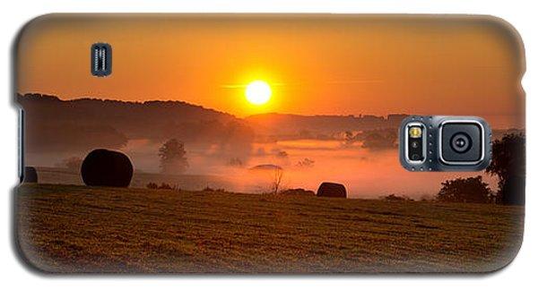 Misty Ridge Galaxy S5 Case by Everett Houser