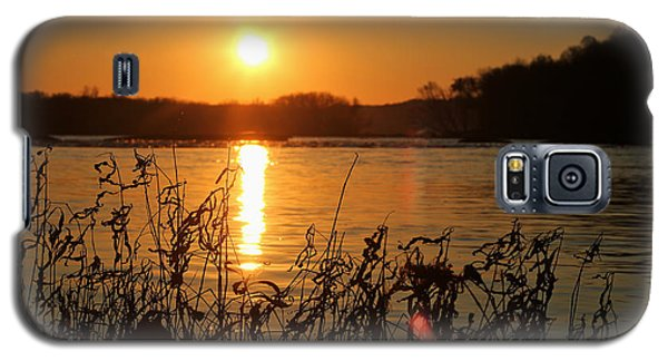 Morning Calm  Galaxy S5 Case by Everett Houser