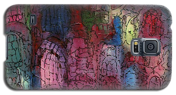 Mosaic Town Galaxy S5 Case