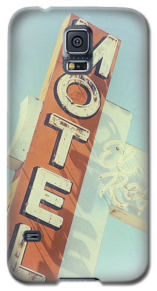 Motel El Rey Galaxy S5 Case