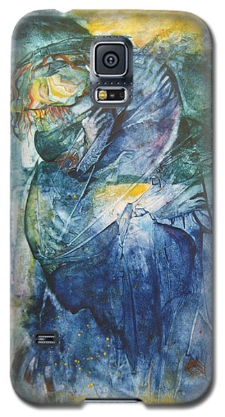 Mother And Child Galaxy S5 Case by Diana Bursztein