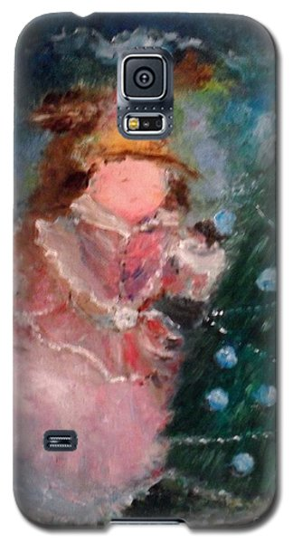 Mother Christmas Galaxy S5 Case