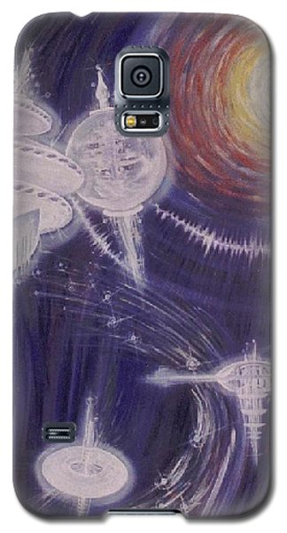 Mother Ships Galaxy S5 Case