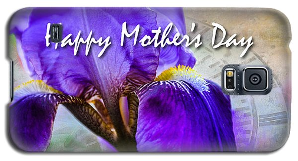 Mothers Day Iris Galaxy S5 Case