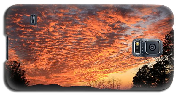 Galaxy S5 Case featuring the photograph Mount Cheaha Sunset Alabama by Mountains to the Sea Photo