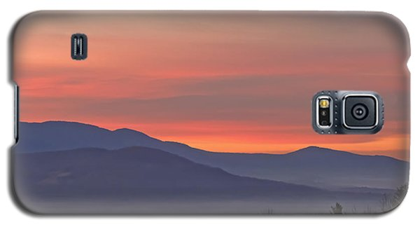 Mountain Sunrise 1 Galaxy S5 Case