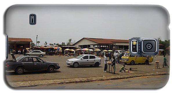 Moyamba Junction-markets Galaxy S5 Case