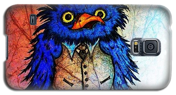 Mr Blue Bird Galaxy S5 Case