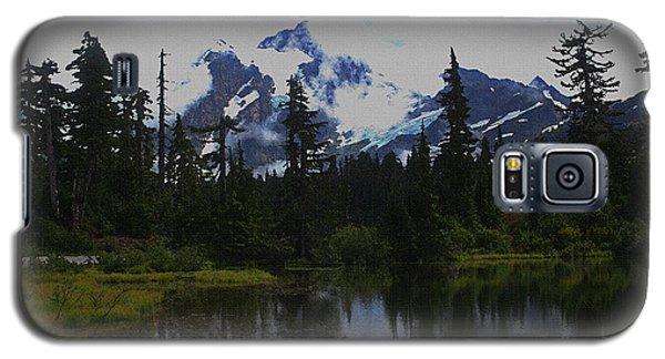 Mt Baker Washington  Galaxy S5 Case