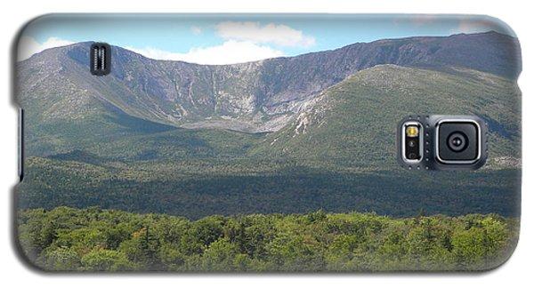 Mt. Katahdin Galaxy S5 Case by James Petersen