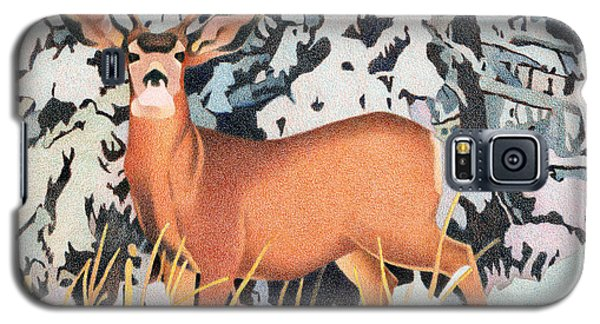 Mule Deer Galaxy S5 Case