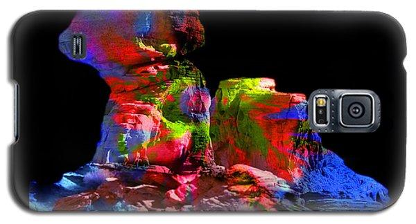 Mushroom Rock Galaxy S5 Case