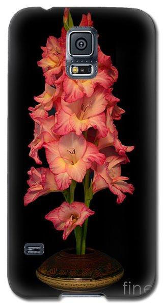 My Gladiolus Galaxy S5 Case by Annlynn Ward