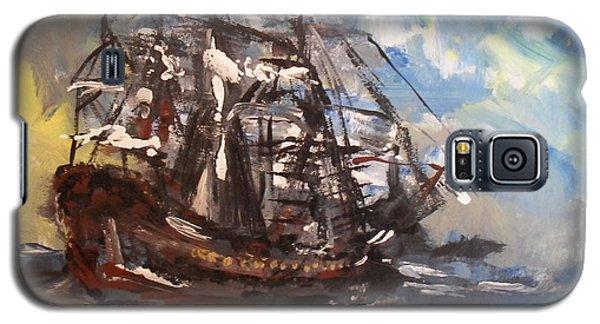 My Ship Galaxy S5 Case