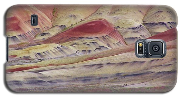 John Day Fossil Beds Painted Hills Galaxy S5 Case