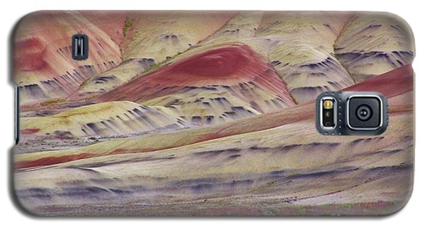 John Day Fossil Beds Painted Hills Galaxy S5 Case by Michele Penner