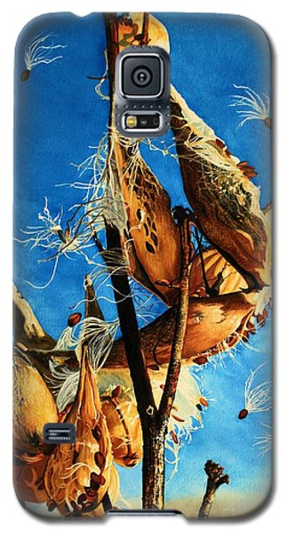 Nature's Launch Pad Galaxy S5 Case