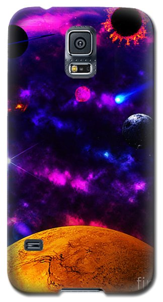 Galaxy S5 Case featuring the photograph New Life  by Naomi Burgess