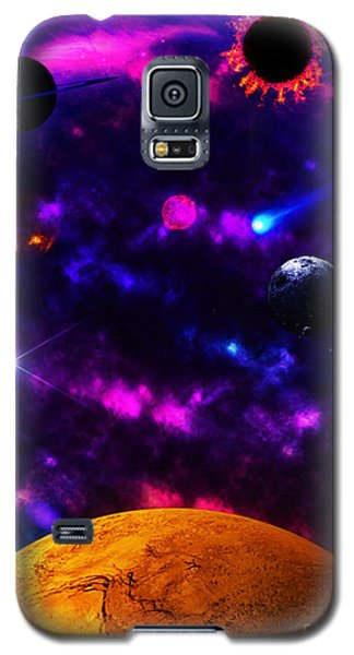 New Life  Galaxy S5 Case by Naomi Burgess