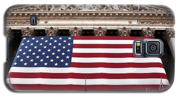 New York Stock Exchange Galaxy S5 Case