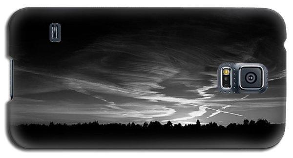 Night Sky Galaxy S5 Case