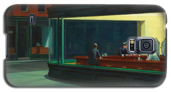Apple Galaxy S5 Case - Nighthawks by Edward Hopper