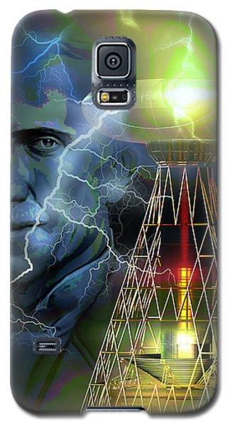 Nikola Tesla Galaxy S5 Case