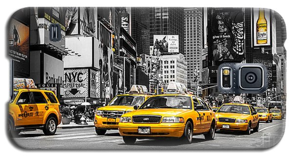 Nyc Yellow Cabs - Ck Galaxy S5 Case