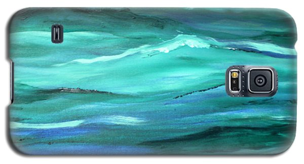 Ocean Swell   Galaxy S5 Case