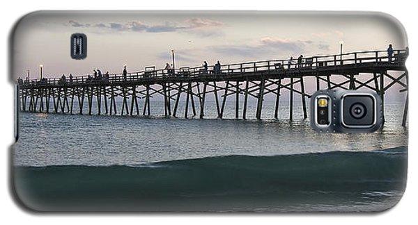 Oceanana Fishing Pier Galaxy S5 Case